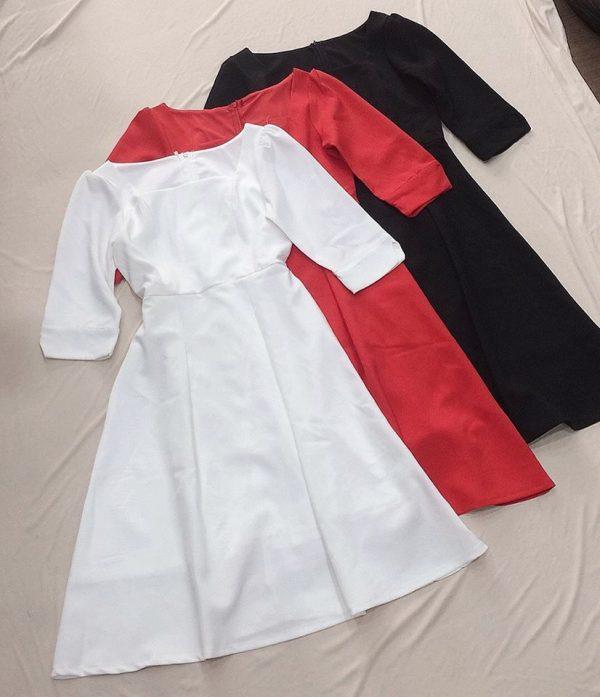 Đầm freesize Đơn giản 3