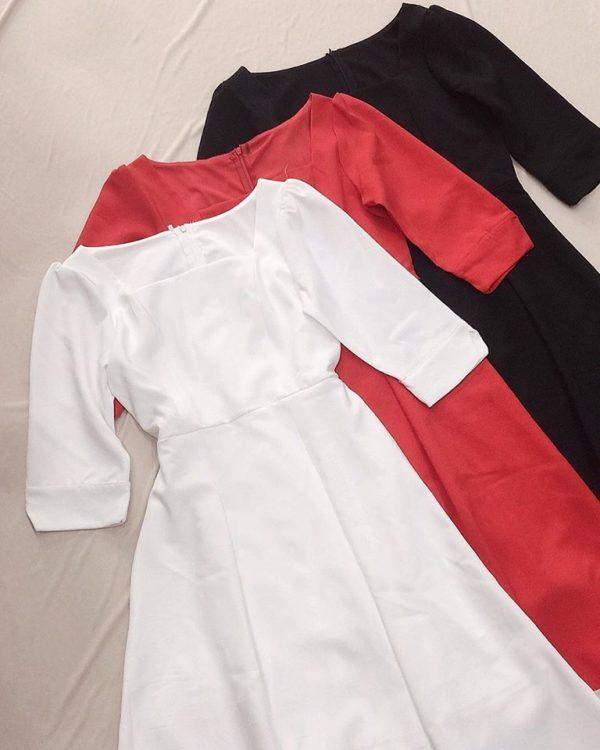 Đầm freesize Đơn giản 2