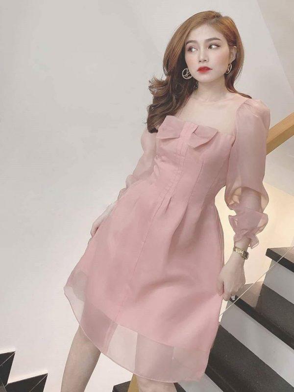 Váy đầm lụa